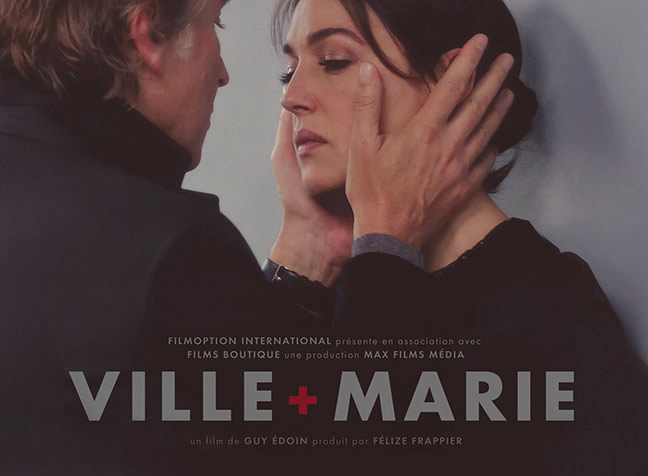 Ville-Marie - the movie